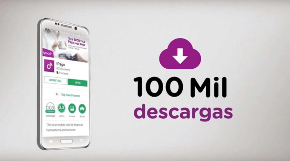 App tPago alcanzo más de las 100,000 mil descargas - image Screen-Shot-2018-06-07-at-9.42.00-AM on http://gcs-international.com