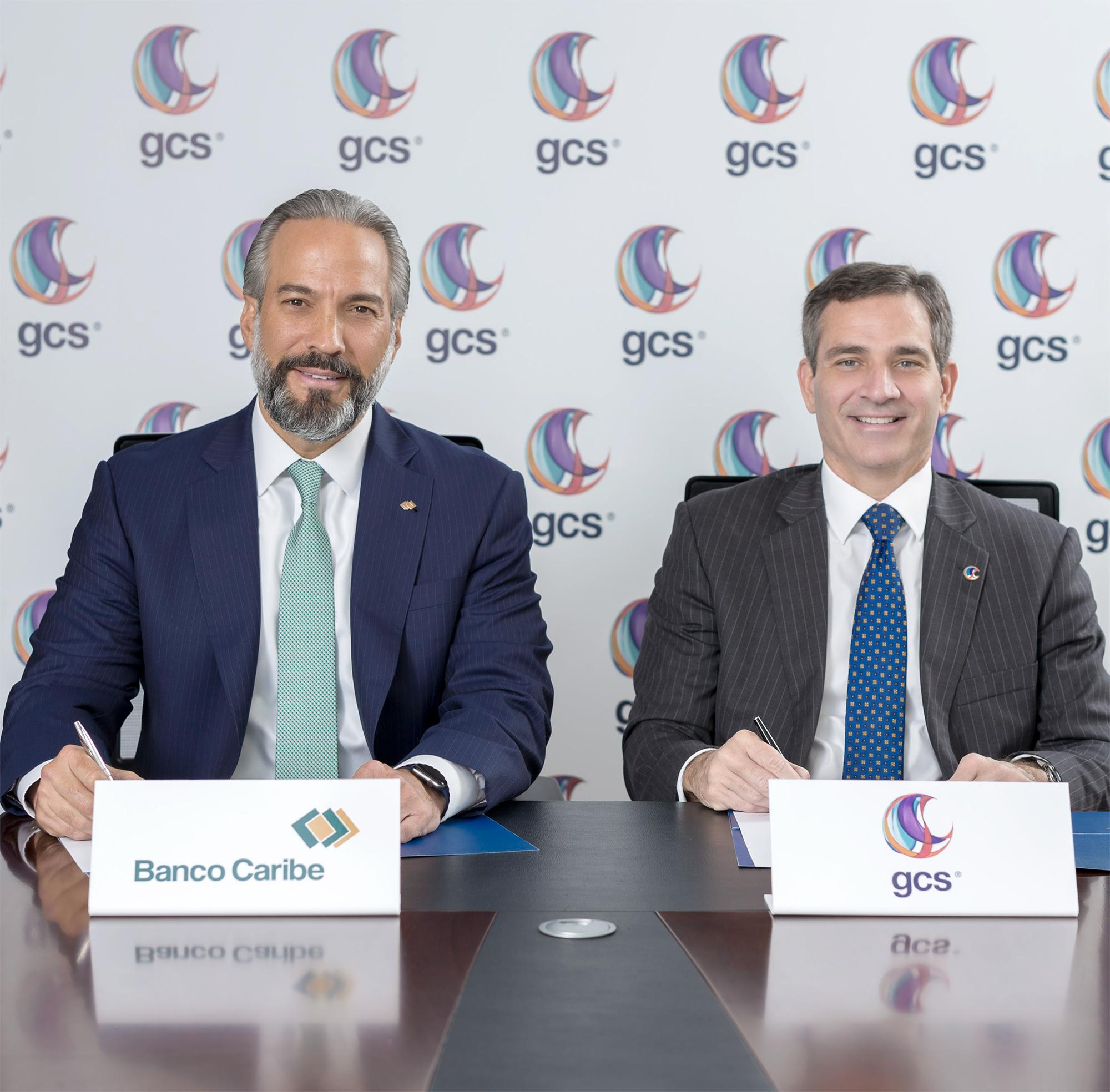 Alianza entre GCS y Banco Caribe - image  on http://gcs-international.com