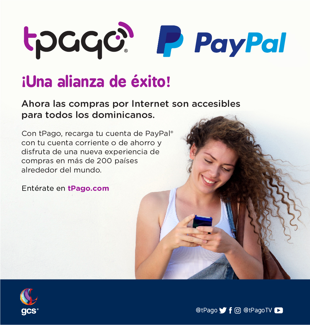 Alliance tPago and PayPal | GCS International