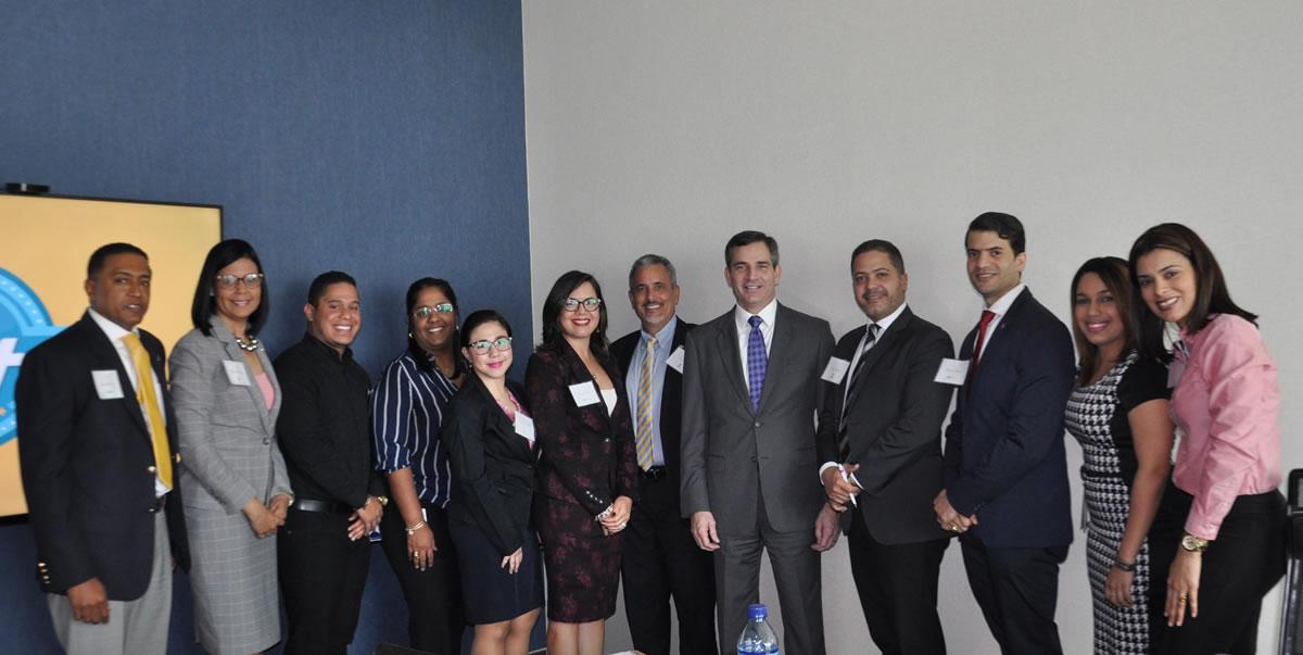 GCS received the visit from representatives of Banco del Progreso, Alaver, Ademi, Banco Caribe, Banco Popular and Banco Santa Cruz - image 15a17e78-a4d6-4c92-9b49-131bf9ccda84-original on https://gcs-international.com
