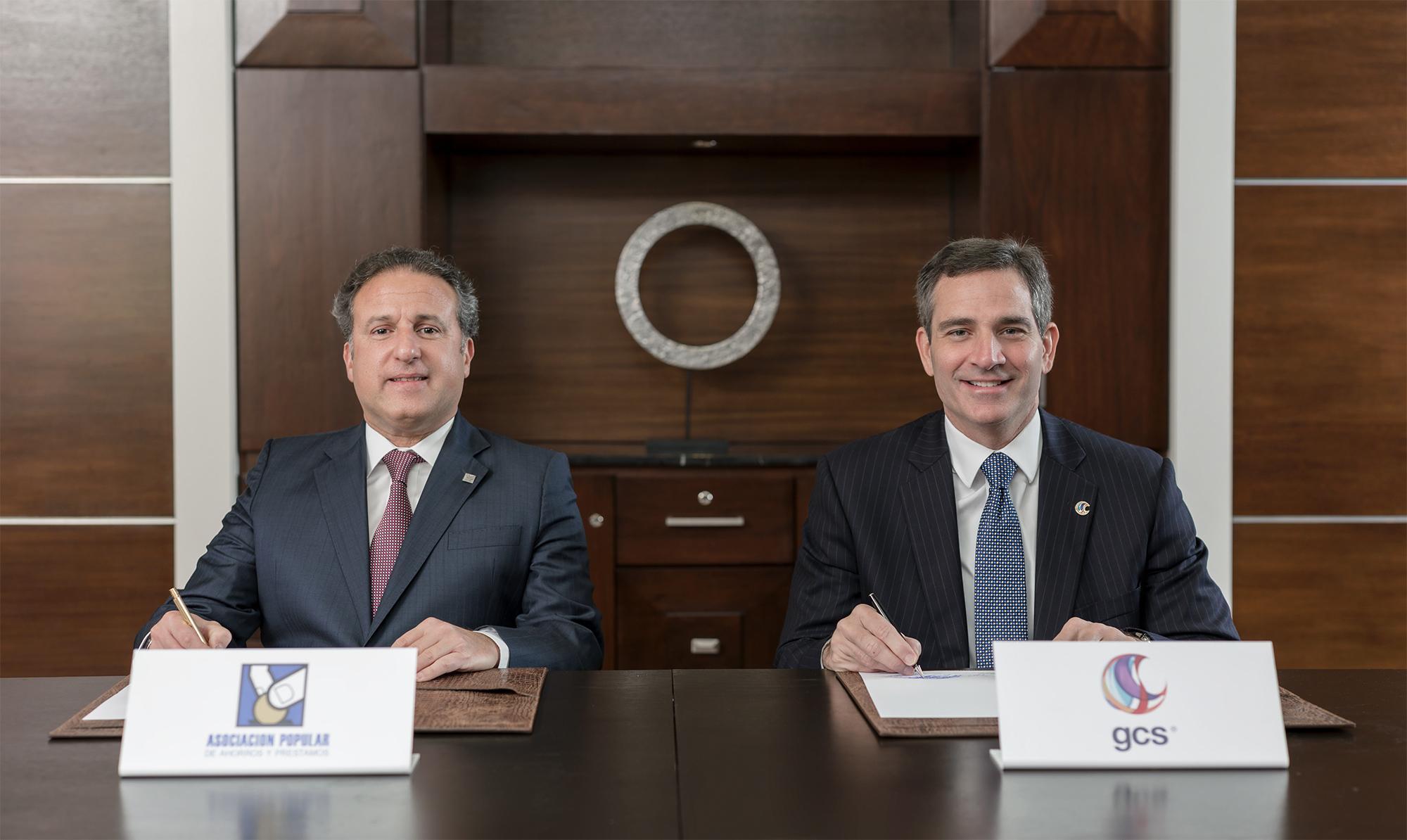 Alianza entre GCS y Asociación Popular de Ahorros y Préstamos - image  on https://gcs-international.com